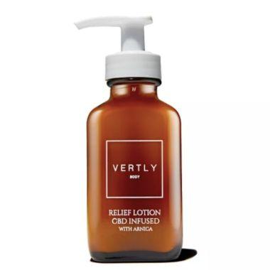 vertly, best cbd massage lotion