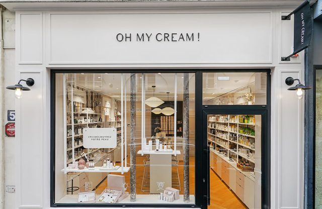 An Oh My Cream! boutique