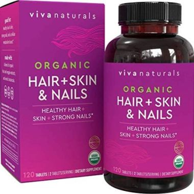 vita naturals, best hair nails and skin vitamins