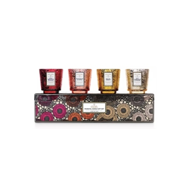 voluspa Pedestal Candle Gift Box, best candle gift set