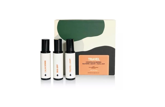 Way of Will Travel Essential Oil Remedy Kit