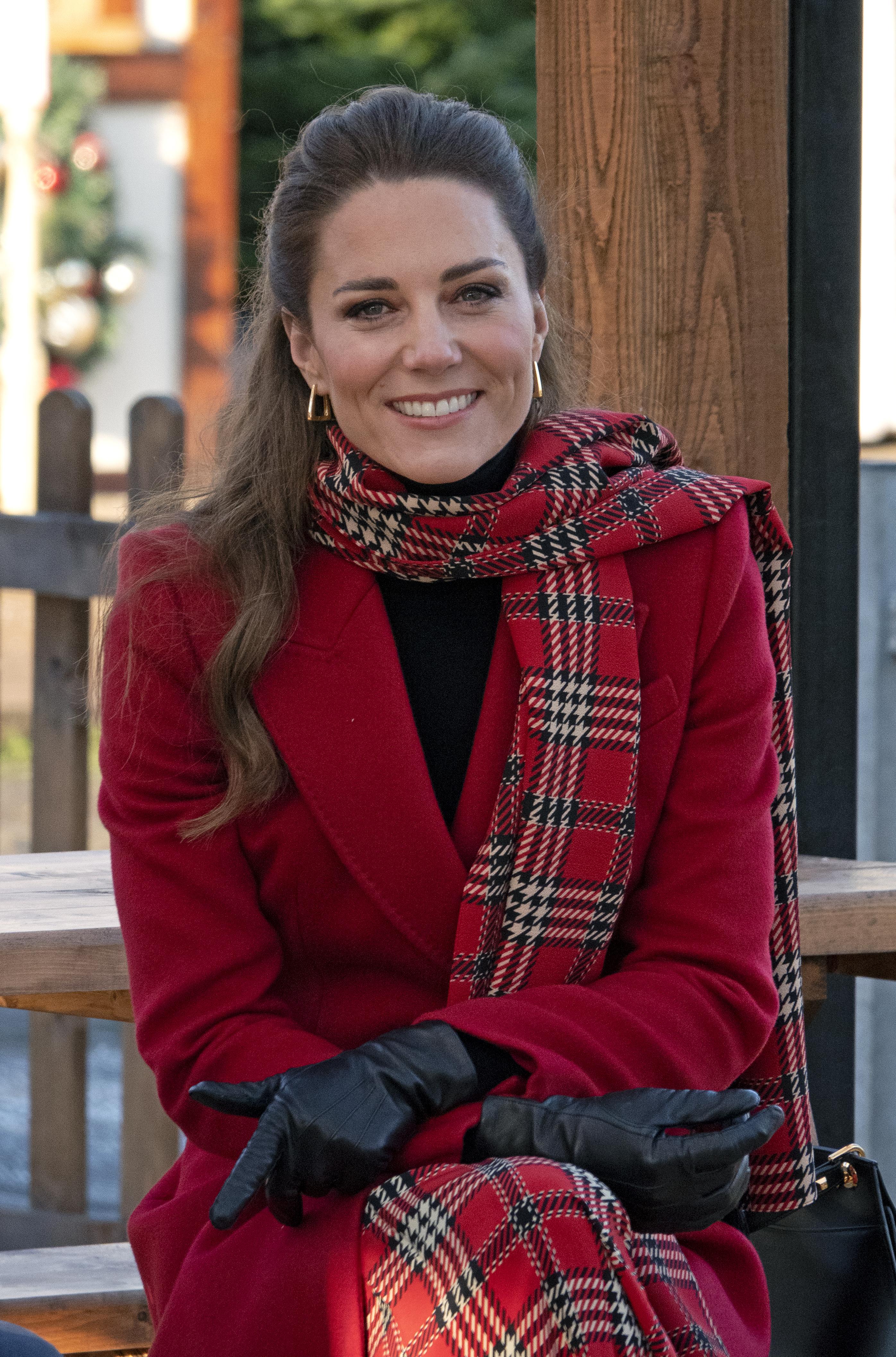 Photos of Prince William and Kate Middleton's Royal Train Tour