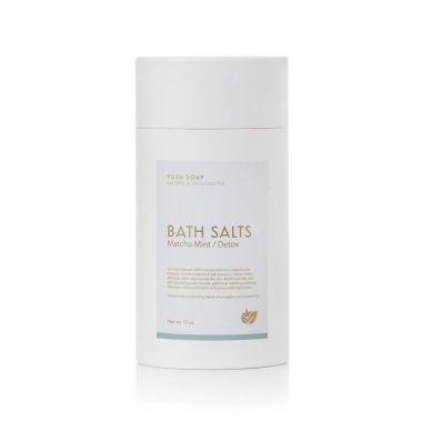yuzu soap, best detox bath salts