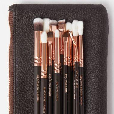 zoeva, best makeup brush set
