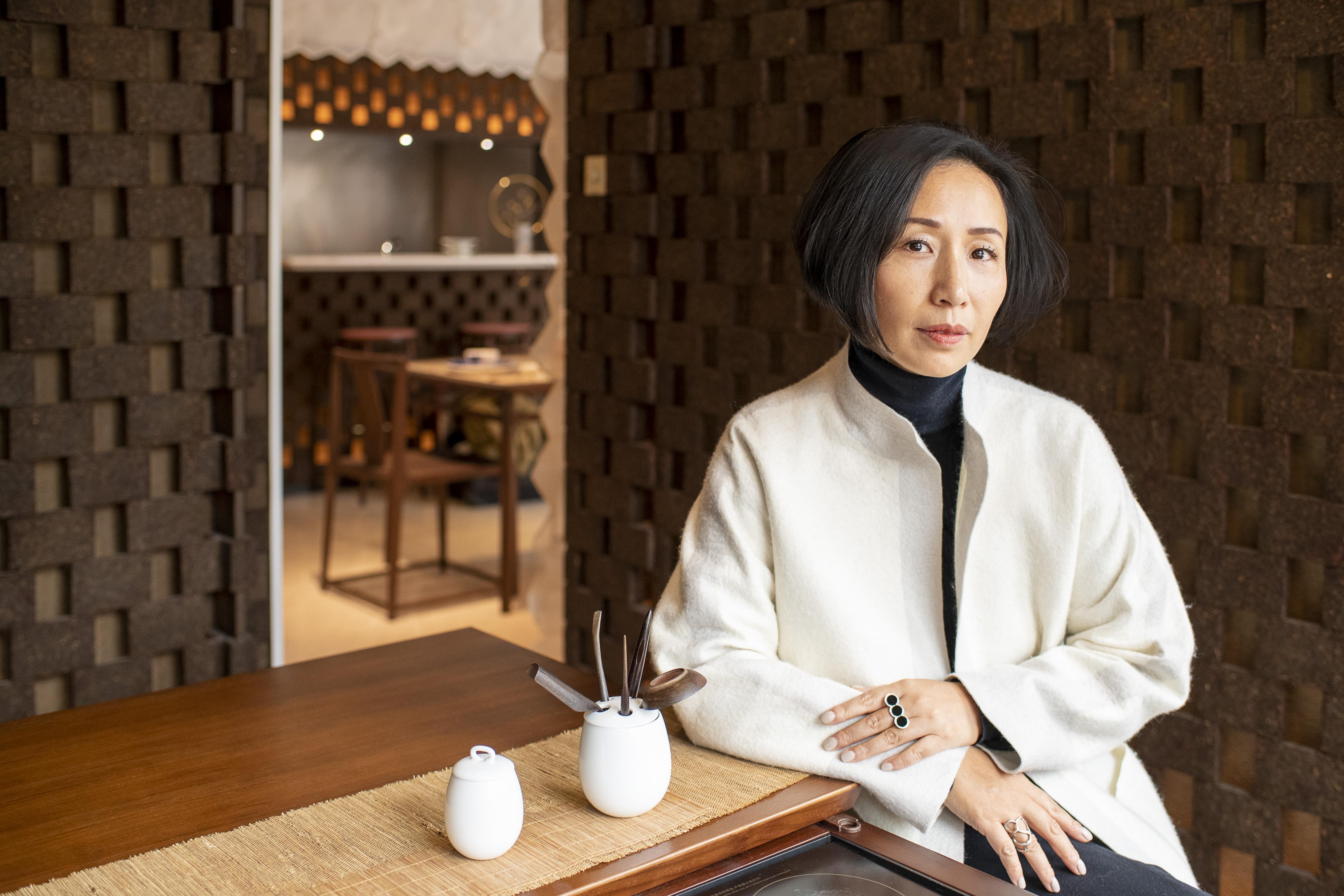Jiang Qiong Er, Shang Xia artistic director and ceo.