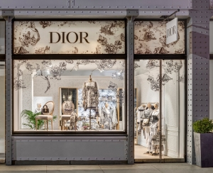 Dior Chez Moi pop-up