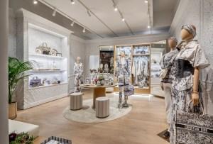Project: Dior Soho Pop Up Chez MoiClient: Dior Location: New York, NY.