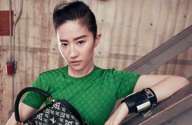 Liu Yifei is the new face of Louis Vuitton in China.