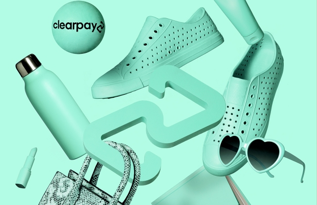 Clearpay rebranded last year, working with Pantone on a bespoke shade of green called Bondi Mint.