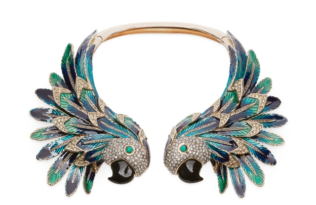 A piece from Aquazzura's new Custom Jewelry Collection