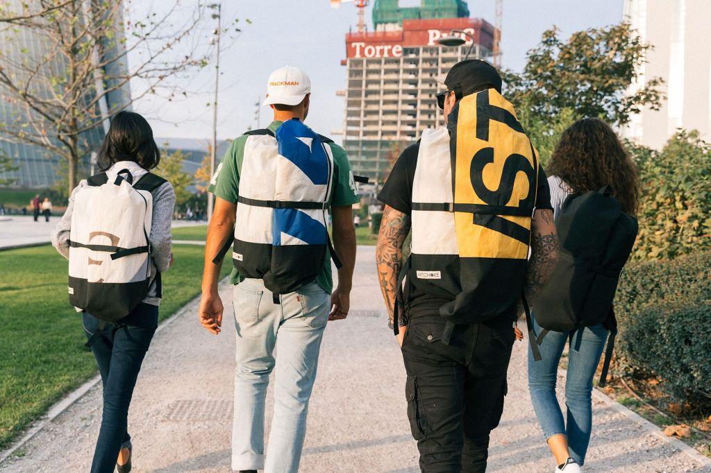 Backpacks from Artichoke.