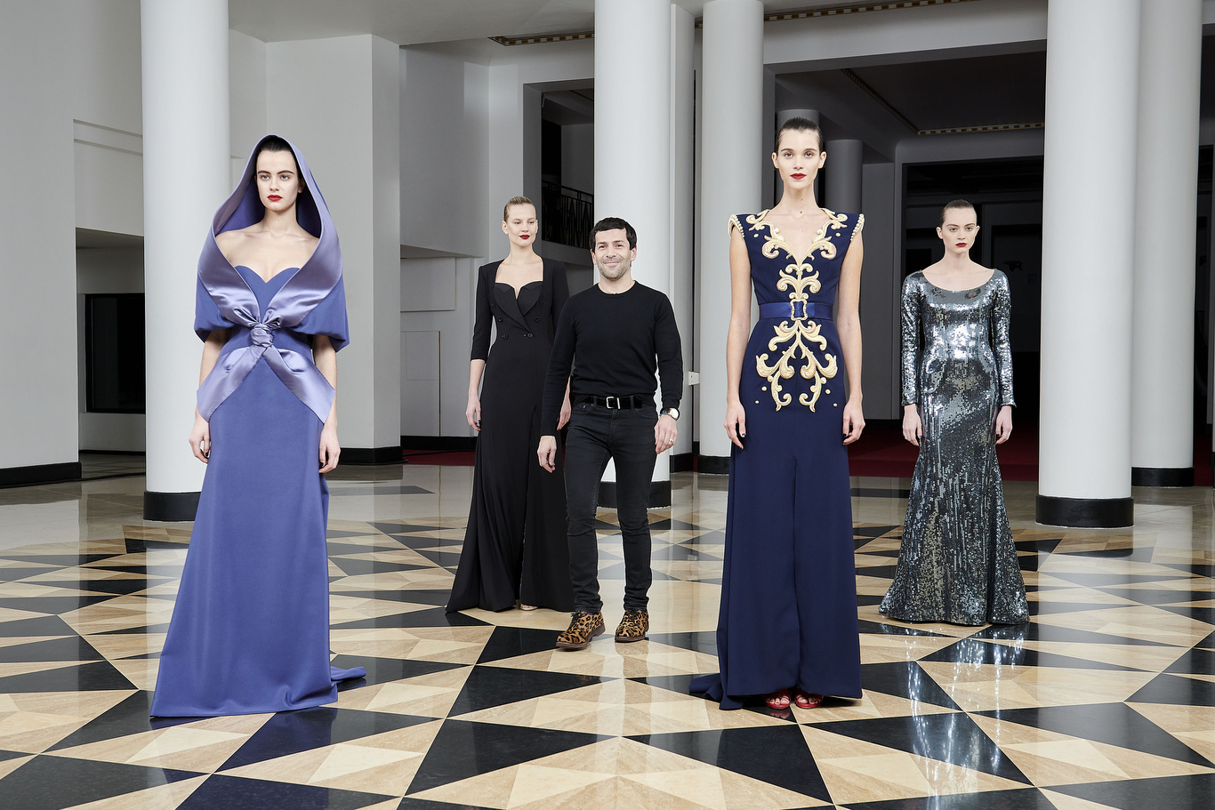 Alexis Mabille Couture Spring 20 – WWD