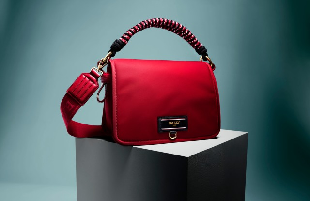 A bag from the Bally B-Echo sustainable collection.