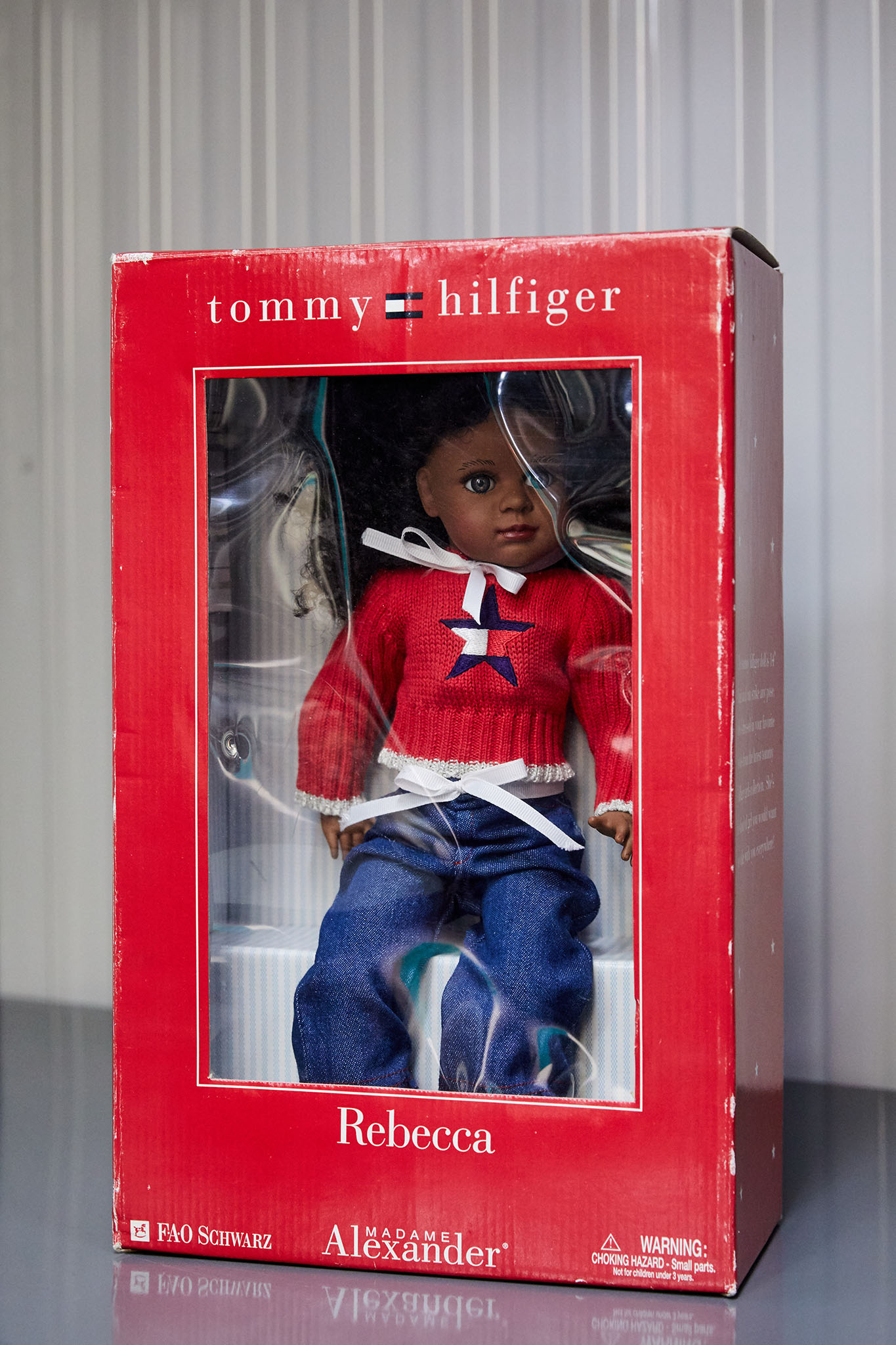 Tommy Hilfiger Madame Alexander Rebecca Doll, 2000.