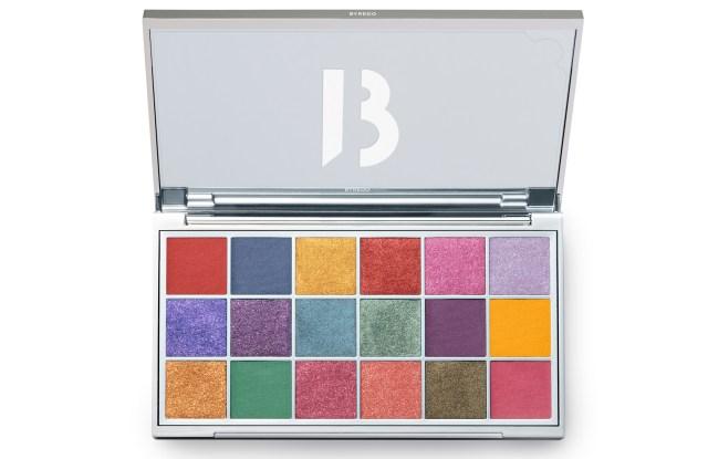 Byredo's Prismic Eyeshadow Palette 18 Colours