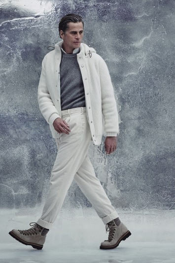 Brunello Cucinelli Men's Fall 2021