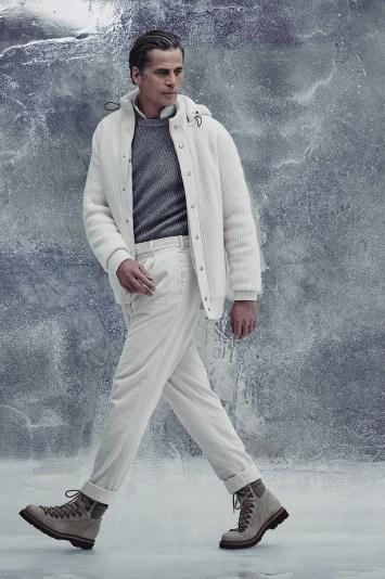 Brunello Cucinelli Men's Fall 2021