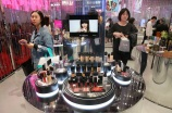 Makeup fans in China