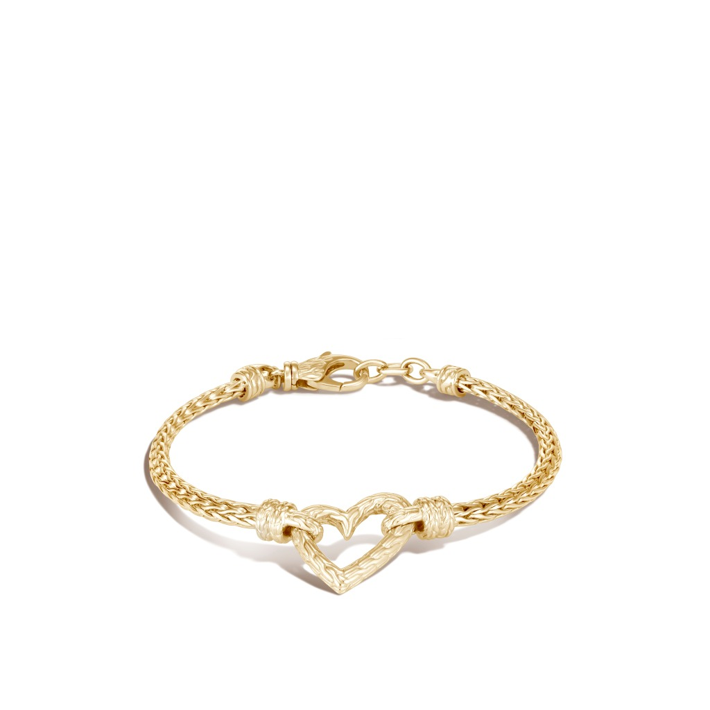 A chain bracelet from the Mad Love collection