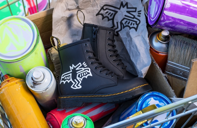 Dr. Martens 1460 Keith Haring
