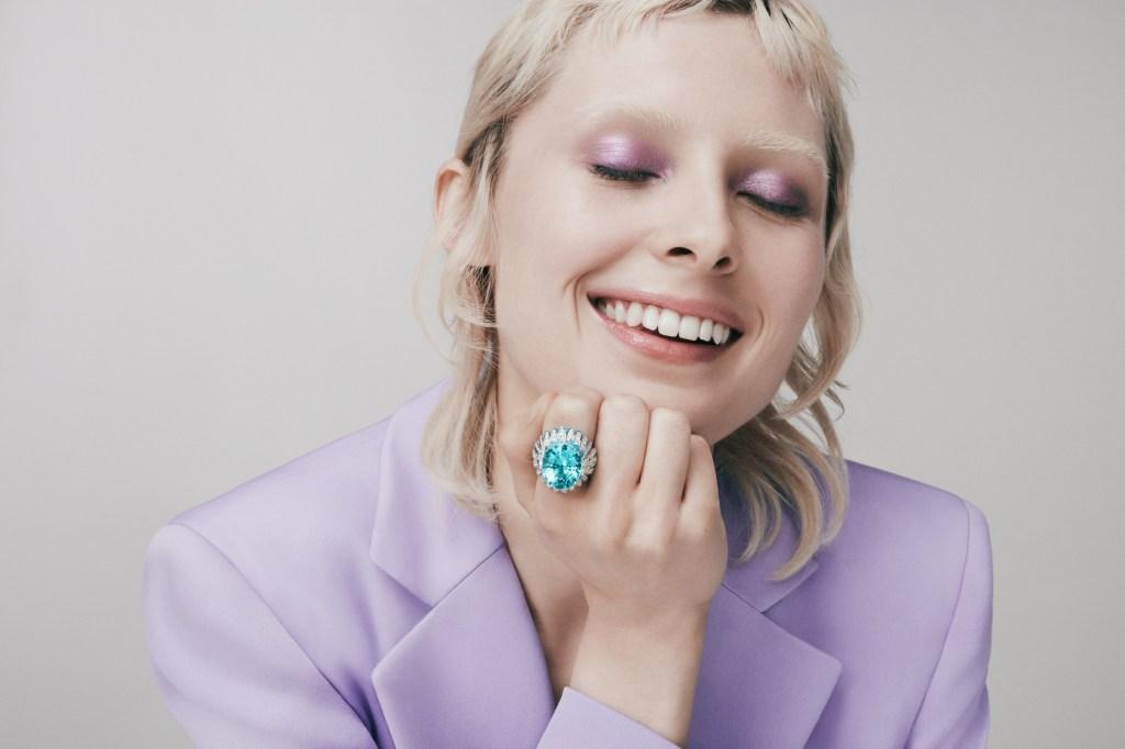 David Morris debuts Renaissance high jewelry collection on Farfetch