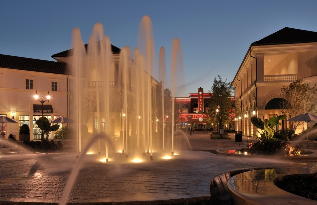 The Tanger outlet center in Deer Park, N.Y. is the company's largest property.