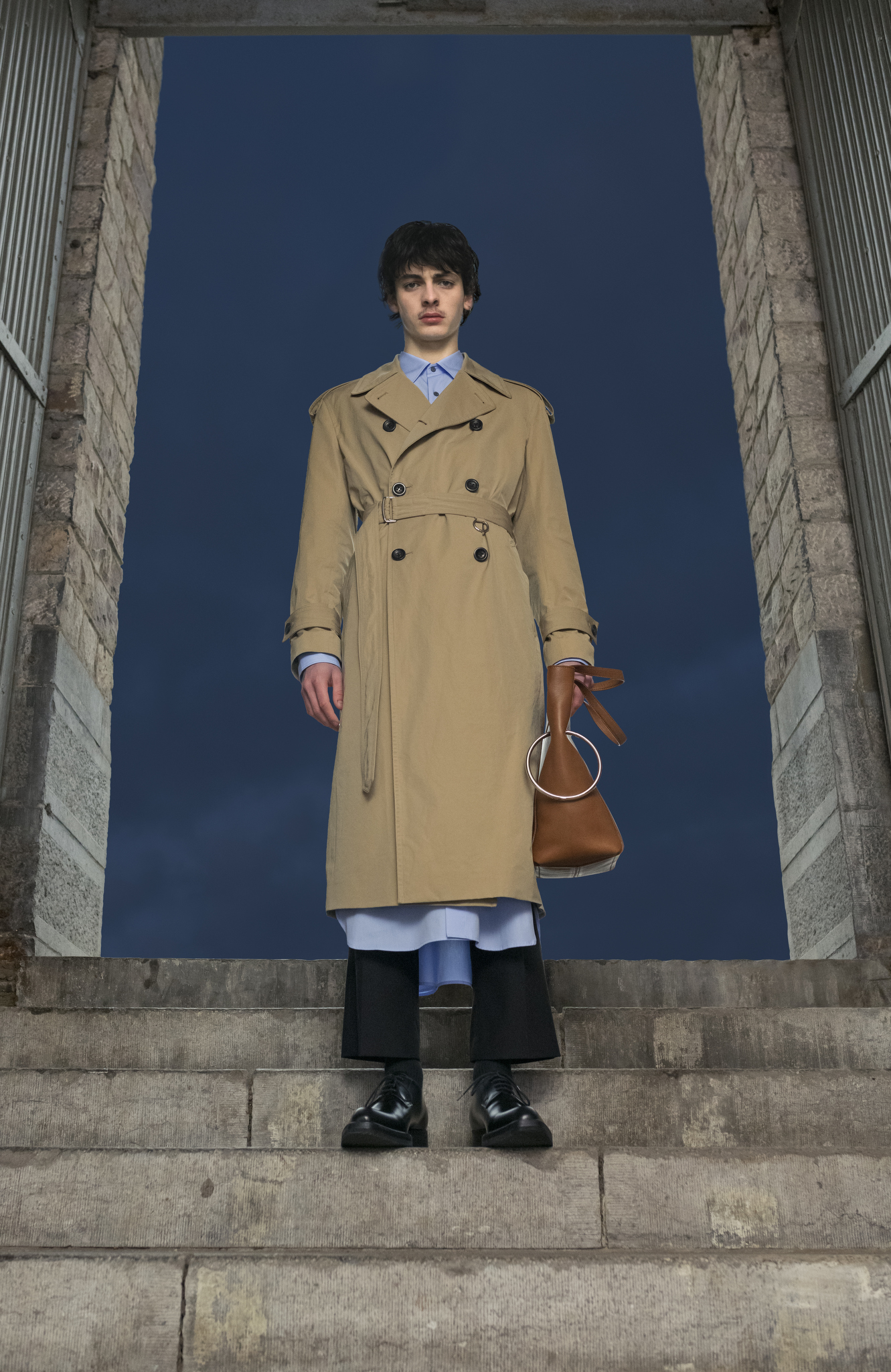 Dries Van Noten Men's Fall 2021