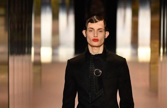Fendi Couture Spring 2021