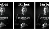 Guram Gvasalia on the Cover of Forbes Georgia.