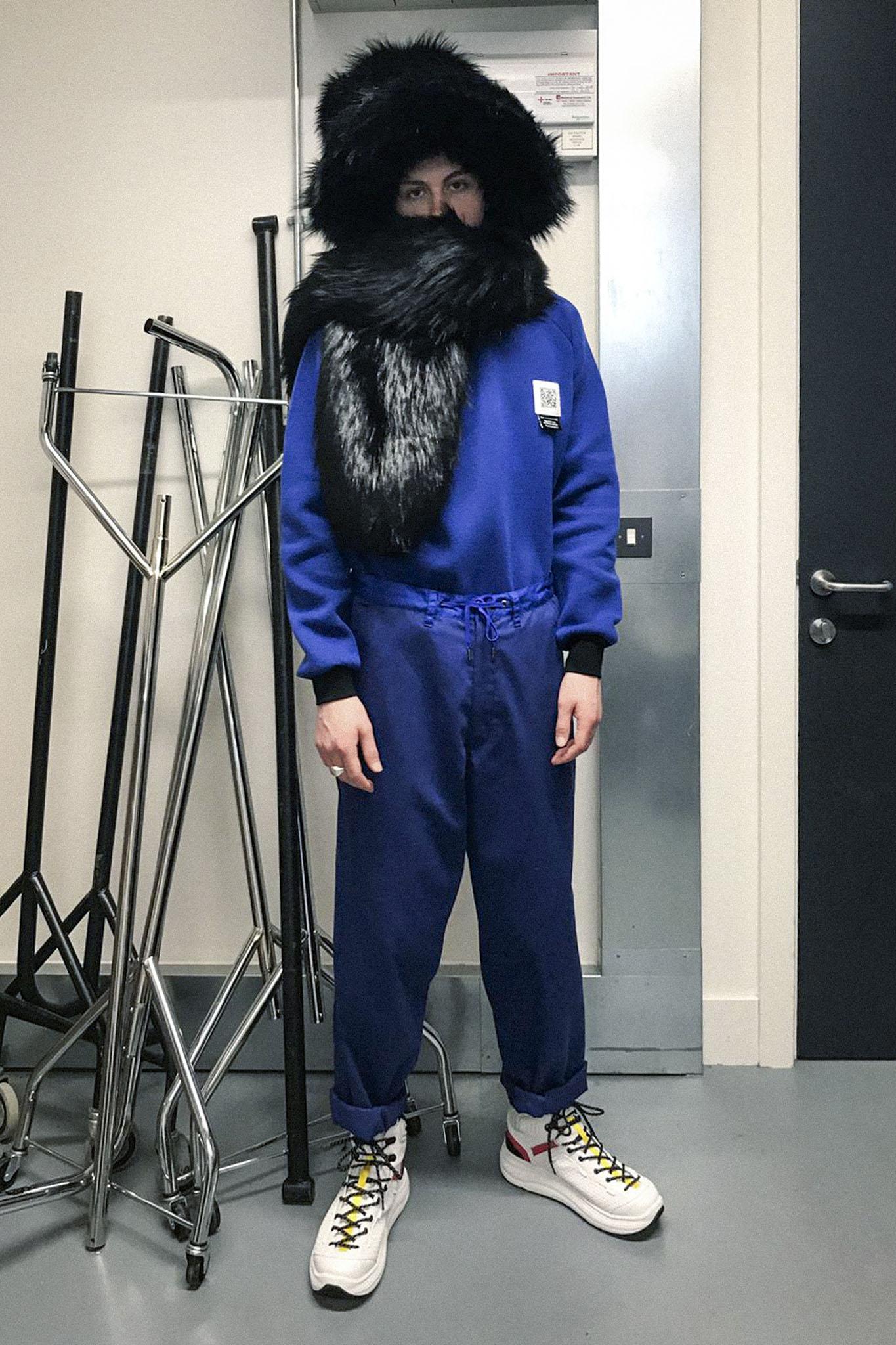 Fumito Ganryu RTW Fall 2021