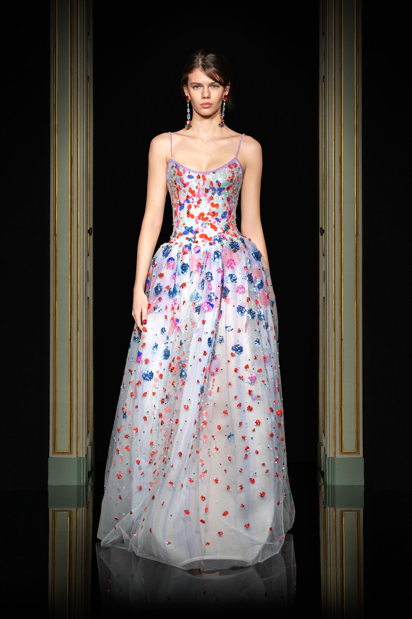 Giorgio Armani Privé Couture Spring 2021