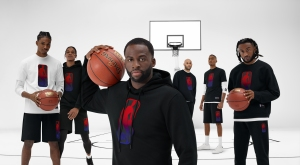 Draymond Green for Hugo Boss.