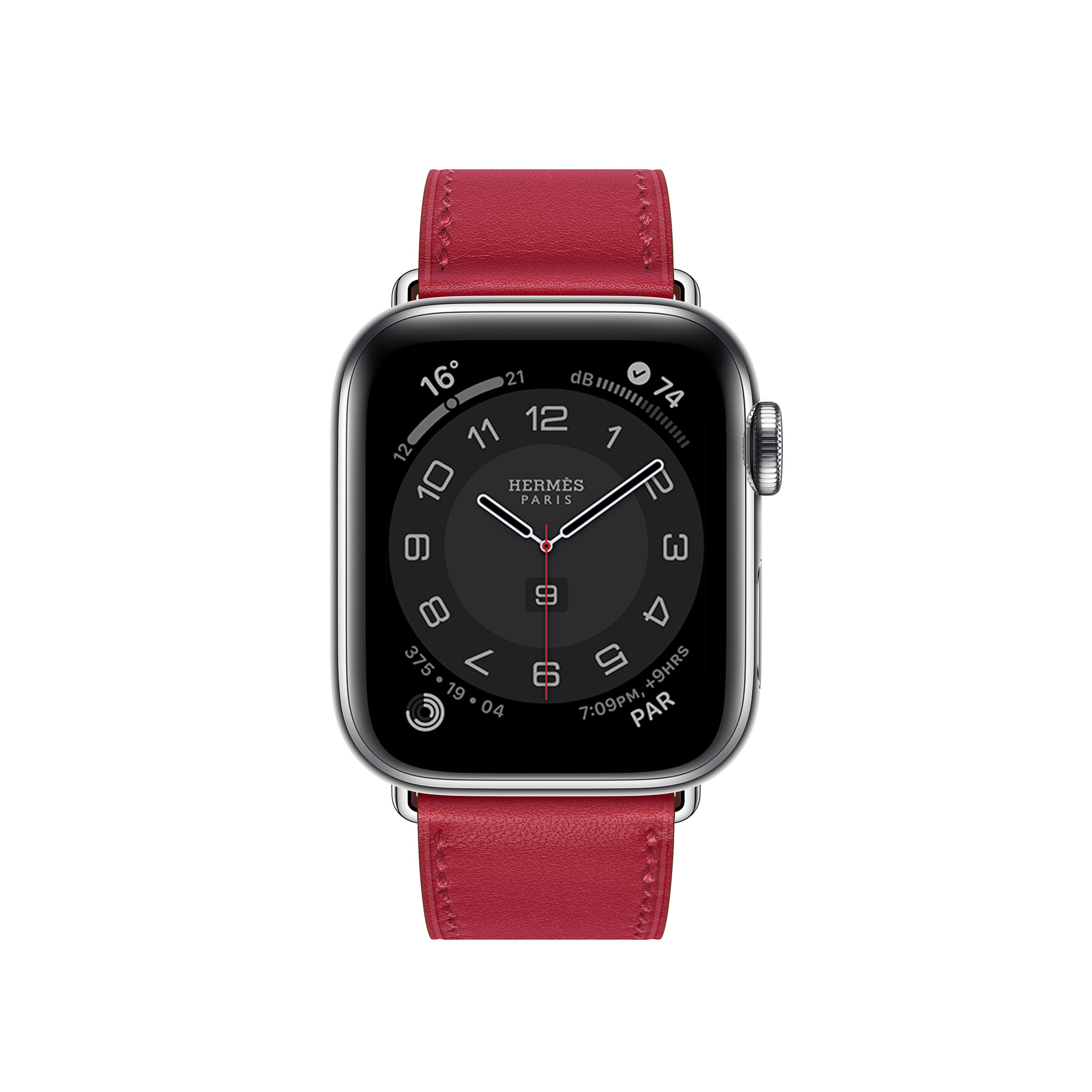 28 Unisex Valentine's Day Gifts: Hermès Series 6 case & Band Apple Watch Hermes Single Tour 44 mm
