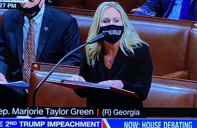 Rep. Marjorie Taylor Green