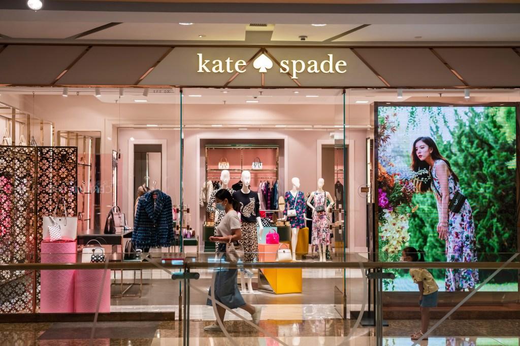 Kate Spade store