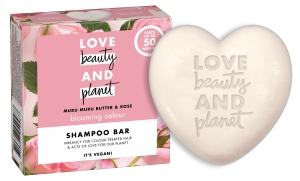 Love Beauty and Planet's Blooming Colour Shampoo Bar