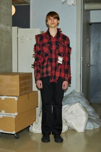 Maison Mihara Yasuhiro Men's Fall 2021