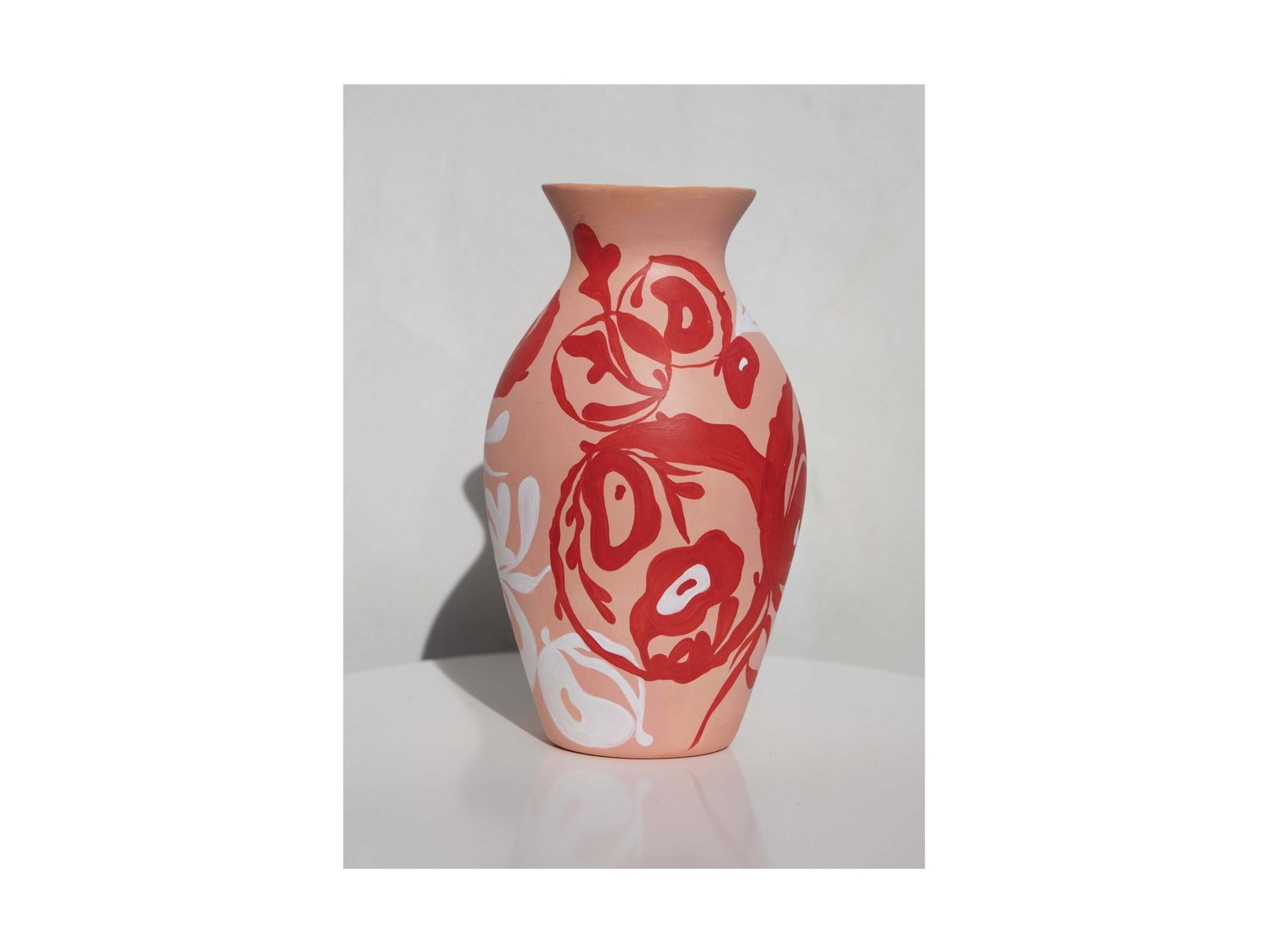 """25 Unexpected Ways To Say """"I Love You"""" this Valentine's Day, Amanda Asaad Mounser Lunar Cycle in Bisque 2 Vase"""