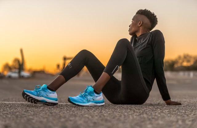 ASICS elite runner Gel-Nimbus 23Sound Mind, Sound Body 2021
