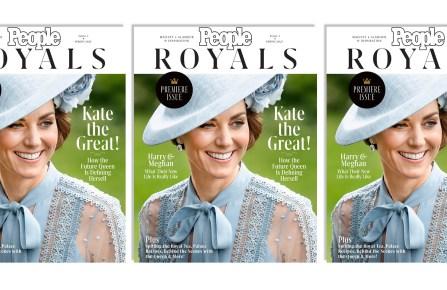 People's new magazine.