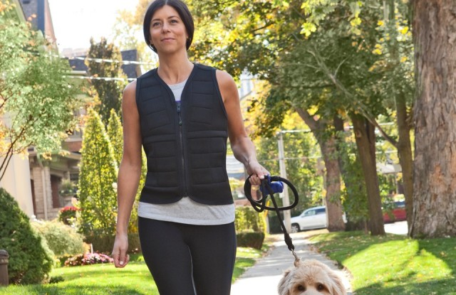 The Power Weighted Vest