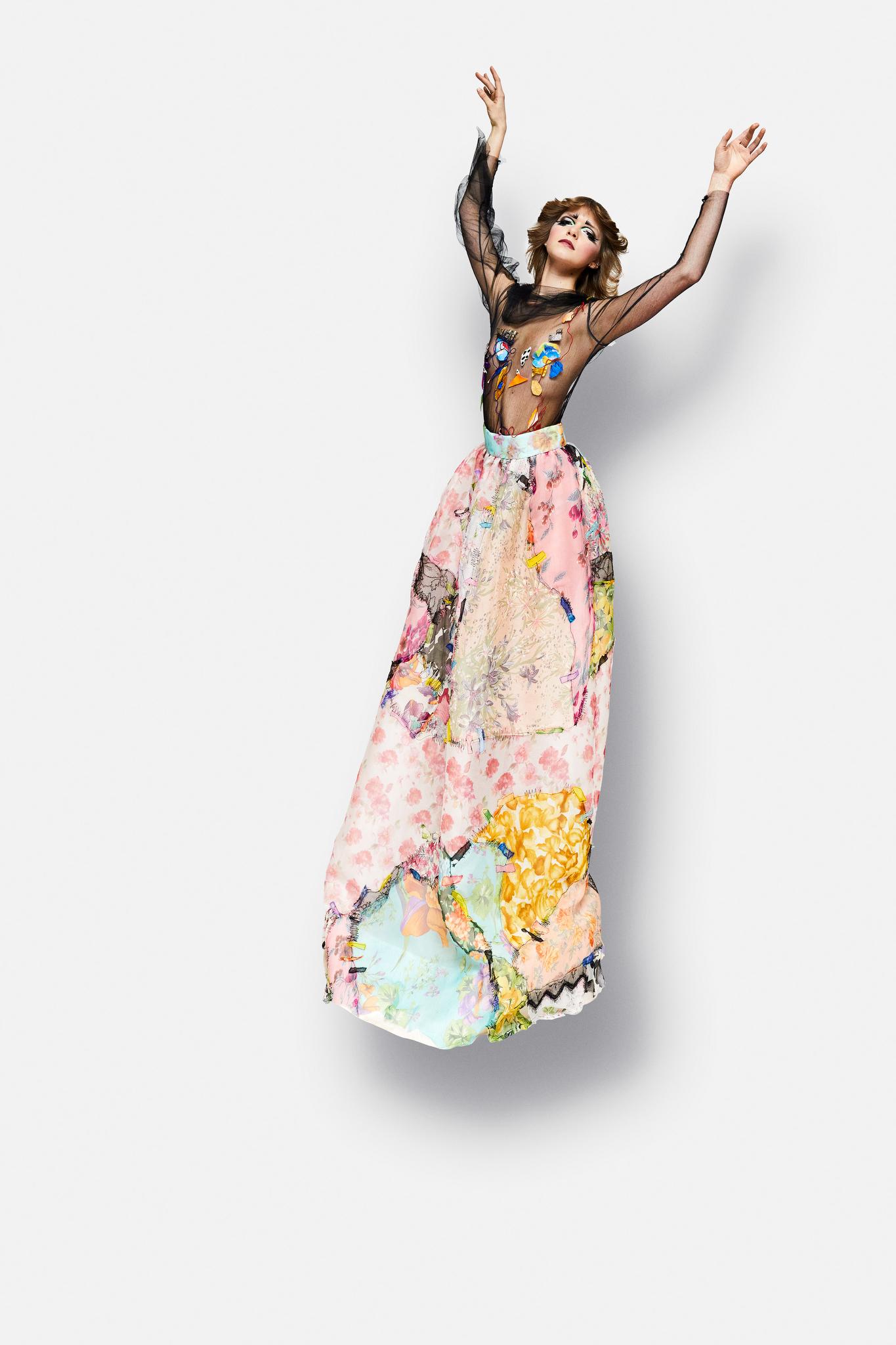 RVDK Ronald van der Kemp Couture Spring 2021