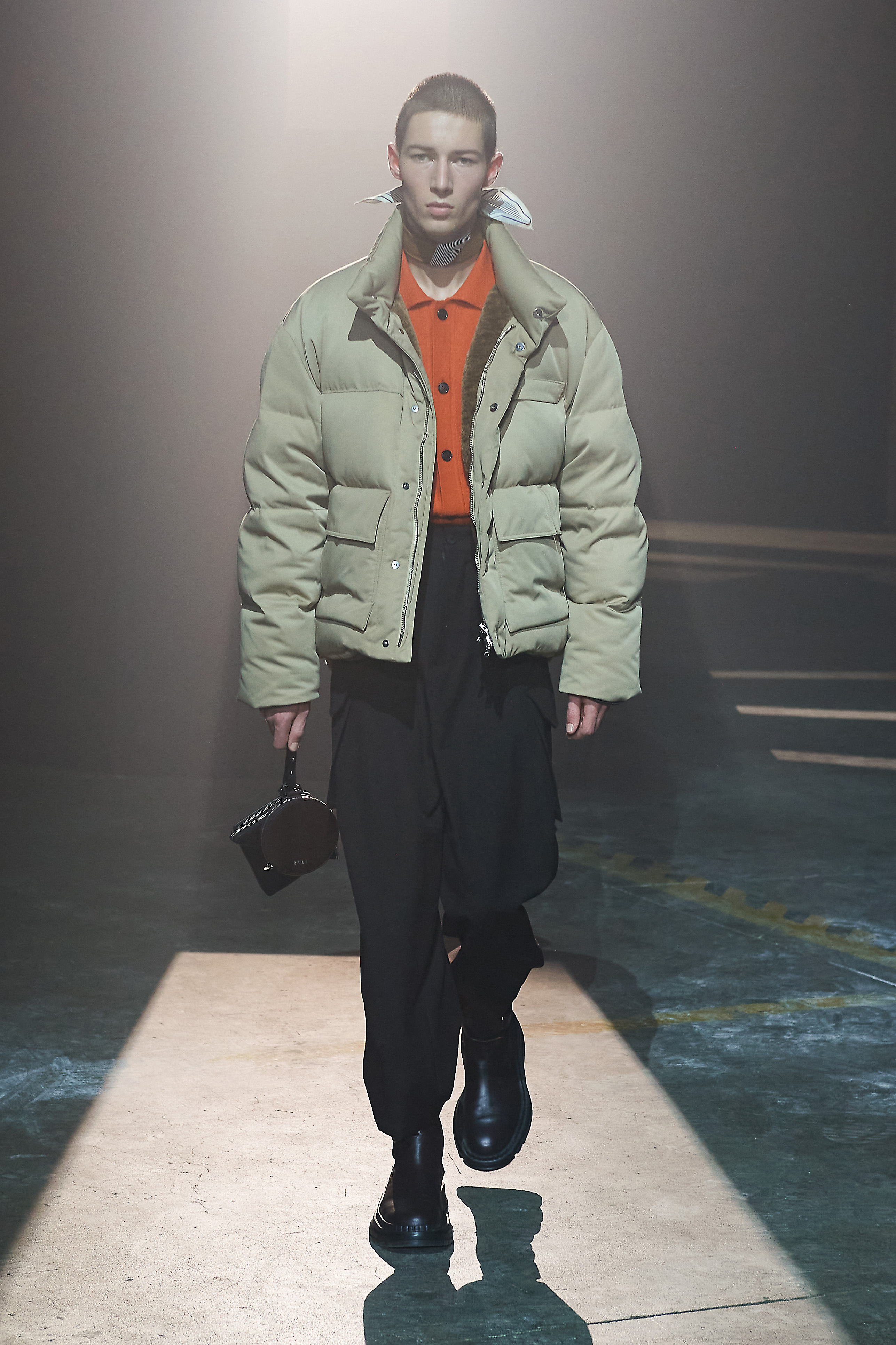 Solid Homme Men's Fall 2021