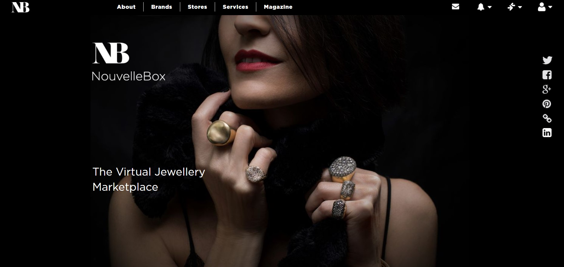 Jewelry marketplace NouvelleBox debuts online