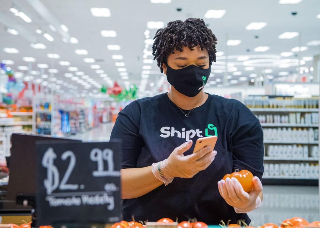 Shipt personal shopper Target