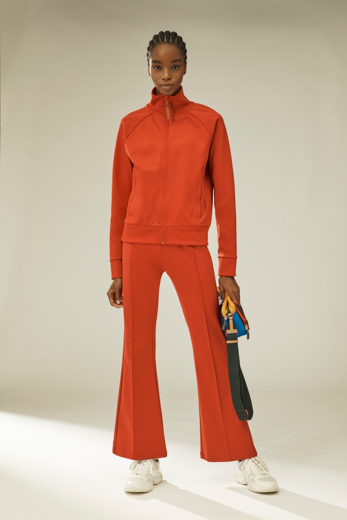 A look from Tory Sport Spring 2021