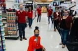 Target employees