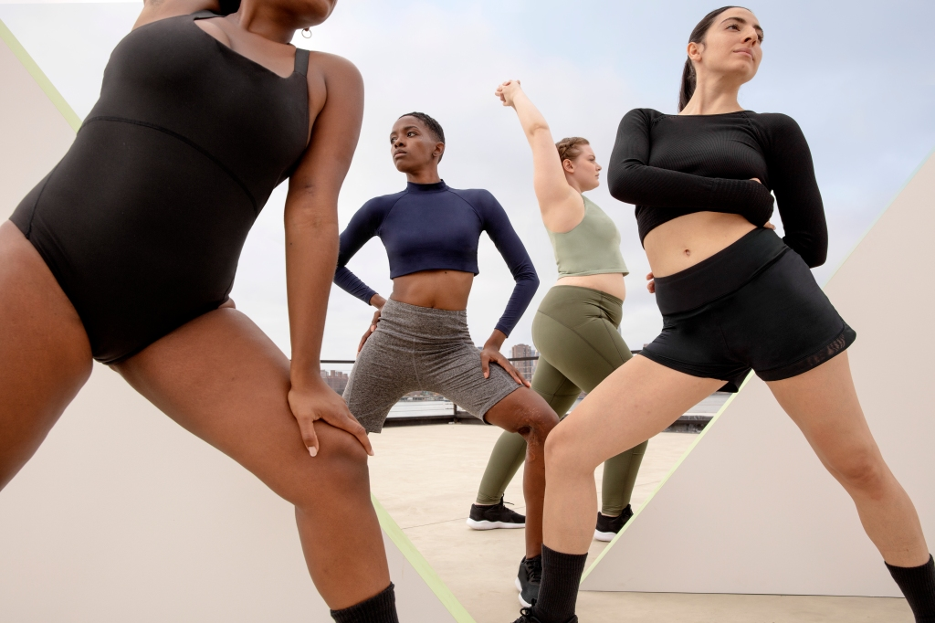 Thinx activewear