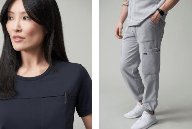 Folds, medical, ppe, coronavirus, sustainability, design, streetwear, fashion, designer