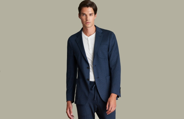 Vue collection from Samuelsohn.